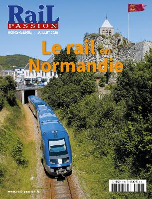HS Rail Passion N°36 - Normandie